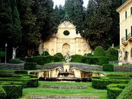 spello, villa fidelia