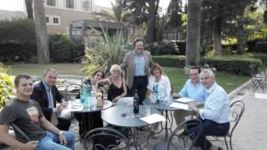 ISR riunione comitato